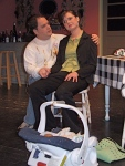 """The MACT production of """"The Kitchen Skirmishes"""" (See """"Gallery"""" page for more details and images)"""