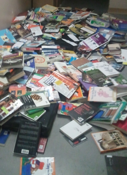 It's going to take work to get your book to the top of the pile...