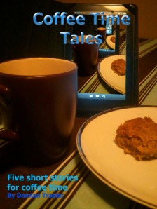 "My Fire was featured on the cover of my first e-book, ""Coffee Time Tales"" (Now re-covered)"