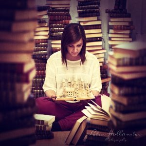 r is for reading, Petra Hollander photography
