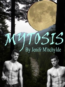 My soon to be released epic : Mytosis! First in a series of probably twenty three novels. Depending on whether I get a film deal or not....