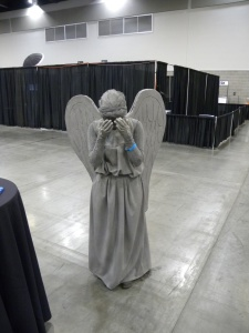 Brilliant Weeping Angel