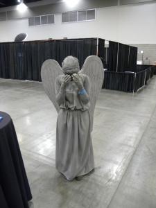 Brilliant Weeping Angel