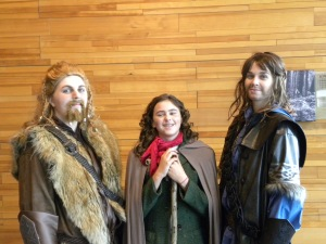 Filli, Pippin and Killi