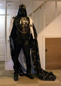 So watch out next year for Shakespearean Darth Vader!