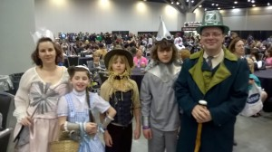 These guys proved you don't need to look to Superheroes or television to find great cosplay ideas...