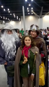 Gandalf, Pippin and Aragorn save the day!