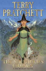 The last Discworld book completed by Terry Pratchett.