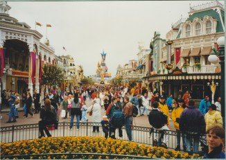 In 1997 the Castle was decorated for The Hunchback of Notre Dame